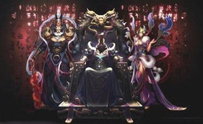 Blade Online series (BO)