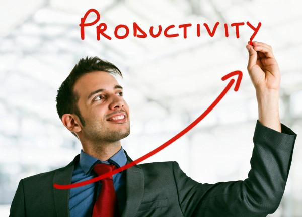 Контроль рабочего времени – простой способ увеличить продуктивность компании на 20%