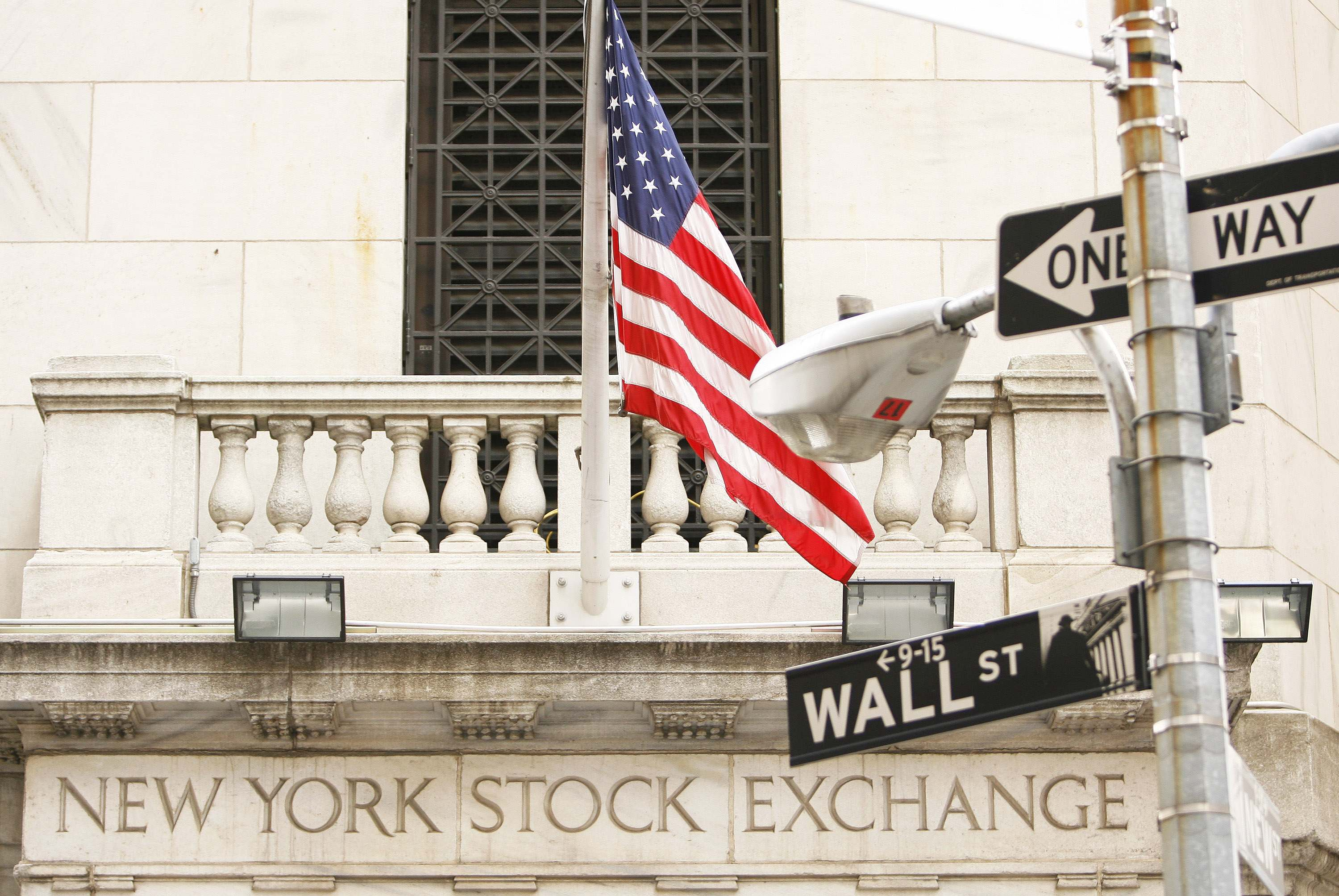 an analysis of the wall street stock market Technical analysis is the forecasting of future financial price movements based on (market, sector, and stock) it would appear that wall street has a.